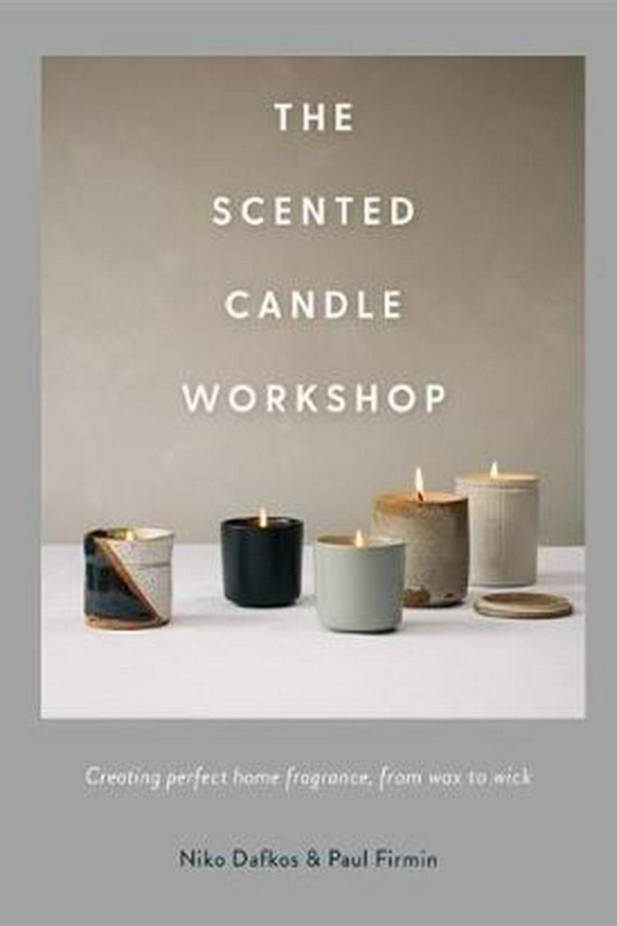 Scented Candle Workshop - Mookah