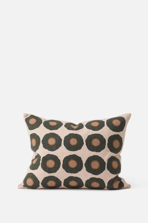 Sunflower Cushion - Nori - Shop Online At Mookah - mookah.com.au