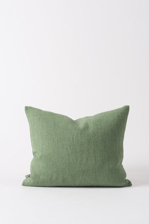 Linen Cushion - Flax - Shop Online At Mookah - mookah.com.au