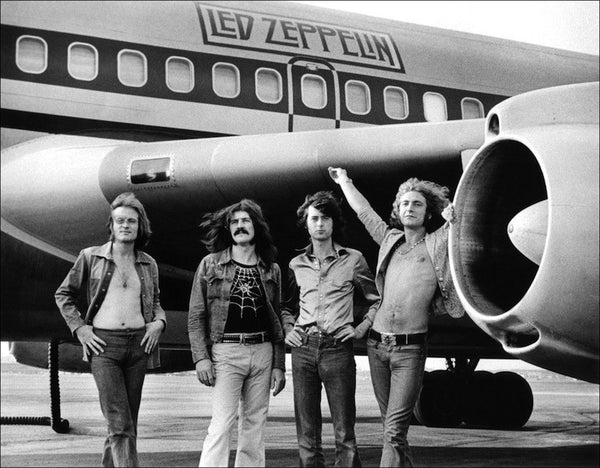 MUSIC MONDAY - LED ZEPPELIN
