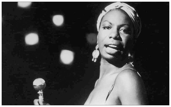 MUSIC MONDAY - NINA SIMONE