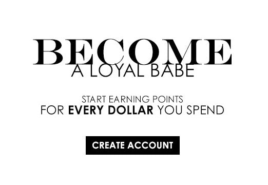 One More Chance Boutique - Become A Loyal Babe with Babe Rewards