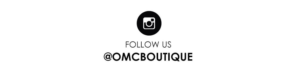 One More Chance Boutique - Follow @OMCBoutique on Instagram