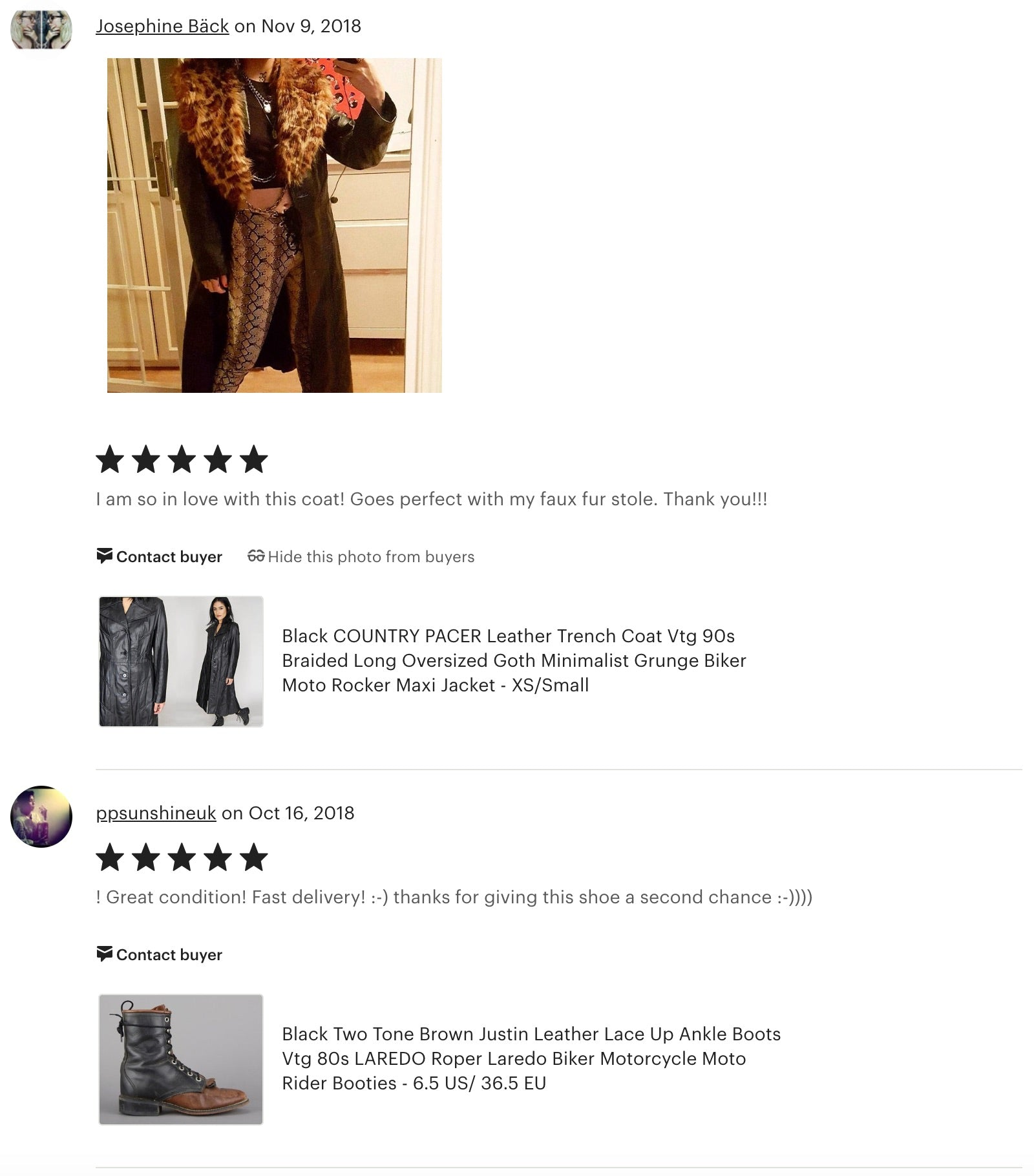 One More Chance Vintage - Customer Reviews