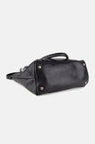 One More Chance Vintage - Vintage Don't Look Back Leather Shoulder Bag