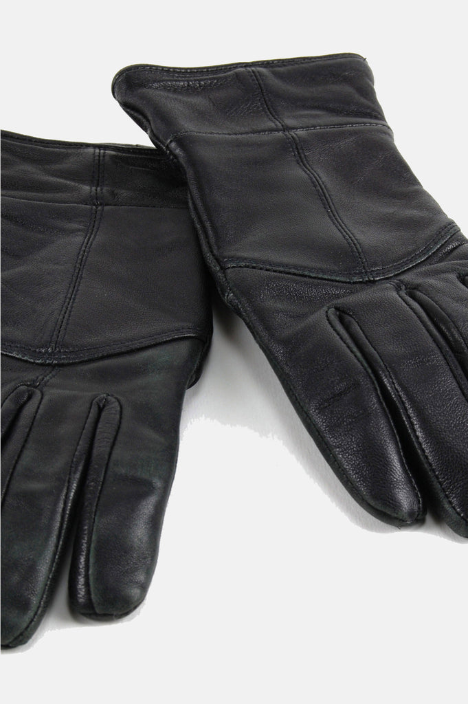 One More Chance Vintage - Vintage On The Road Moto Leather Gloves
