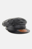Harley Davidson Leather Captains Hat - One More Chance - 1