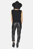 One More Chance Boutique - Vintage Hey Mama Skinny Leather Pants