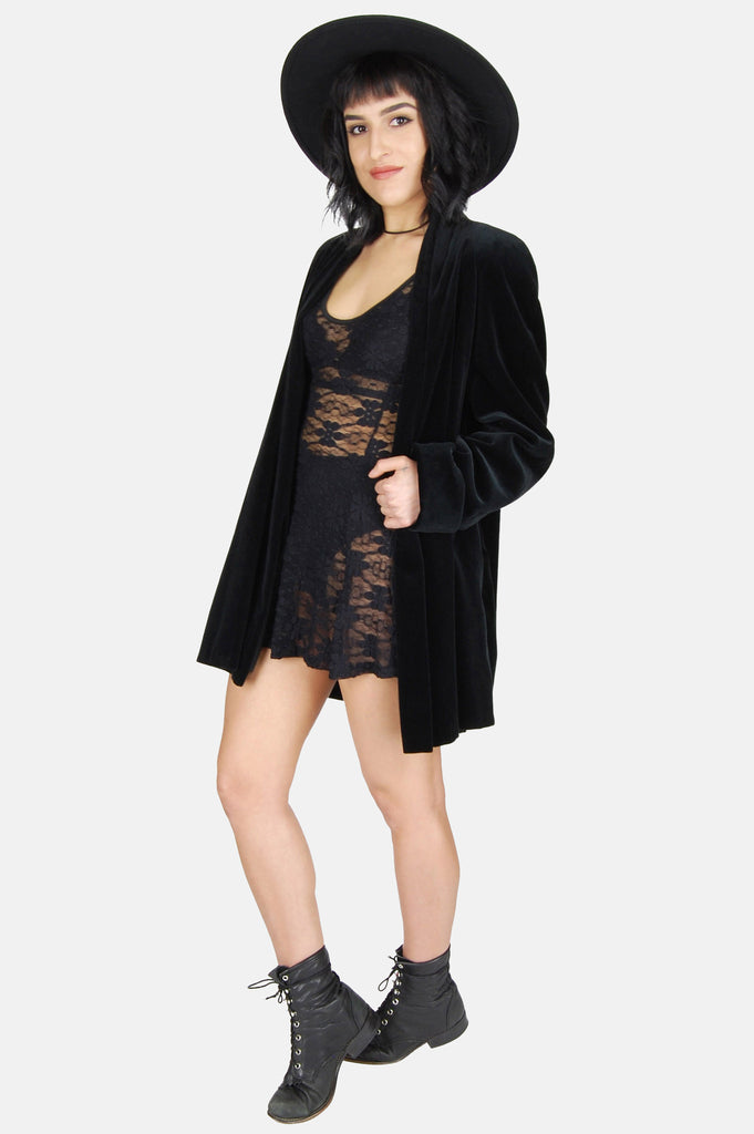 Dance The Night Away Lace Mini Dress - One More Chance - 3