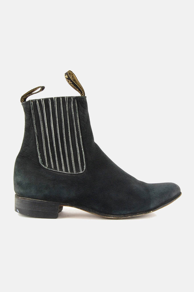 Bota's Botime Chelsea Suede Leather Ankle Boots