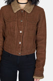 One More Chance Vintage - Vintage The Roamer Original Arizona Co. Corduroy Jacket