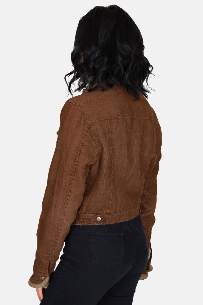 The Roamer Original Arizona Co. Corduroy Jacket - One More Chance - 4