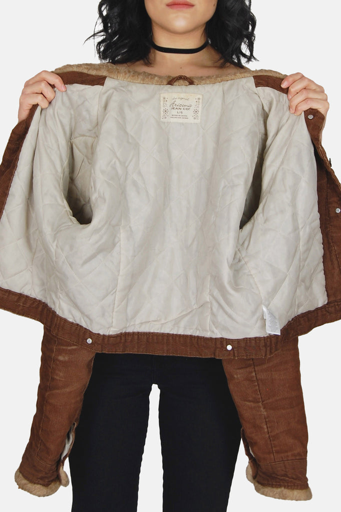 The Roamer Original Arizona Co. Corduroy Jacket - One More Chance - 6