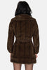 Nancy London Leathers Faux Fur Wrap Jacket - One More Chance - 6
