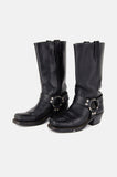 One More Chance Boutique - Vintage Frye Harness Leather Riding Boots