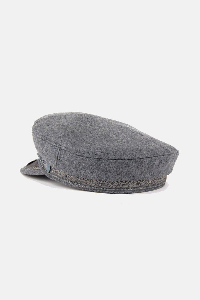 One More Chance Boutique - Vintage Grey Days Greek Fisherman's Cap