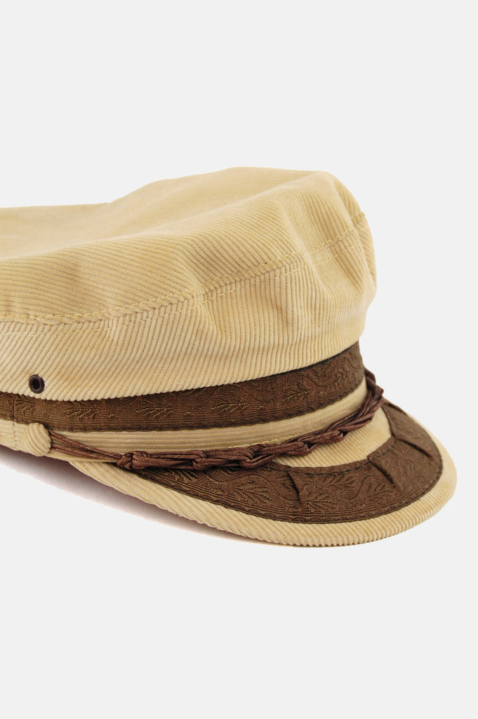 One More Chance Boutique - Vintage Corduroy Greek Fisherman's Hat