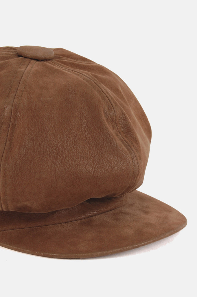Baby You're Right Suede Paneled Hat - One More Chance - 2