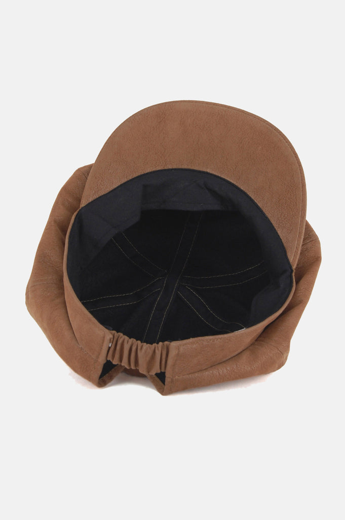 Baby You're Right Suede Paneled Hat - One More Chance - 6