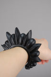 Pamela Love Signature Tribal Large Spike Cuff Bracelet