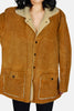 Parker's Sherpa Suede Leather Jacket - One More Chance - 4