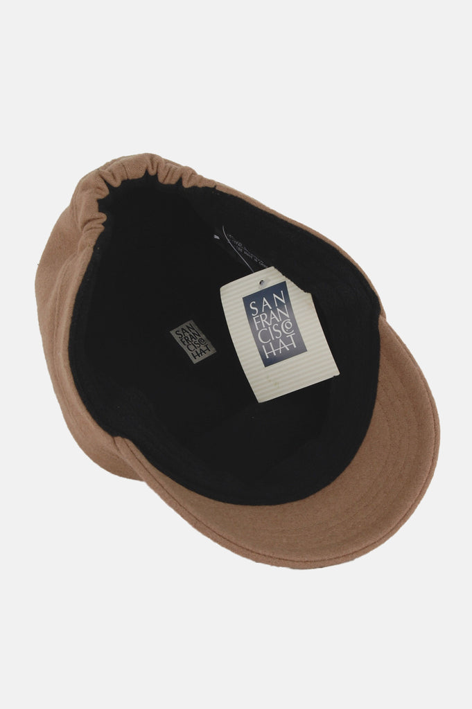 The Go Getter San Francisco Wool Hat - One More Chance - 6