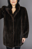 One More Chance Vintage - Vintage Gimme All Your Lovin' Mariel Faux Fur Jacket