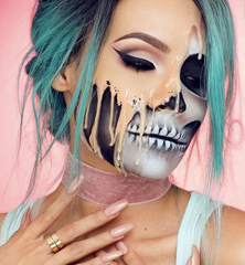 Halloween Makeup Whats On Trend For 2019 - Gore-makeup