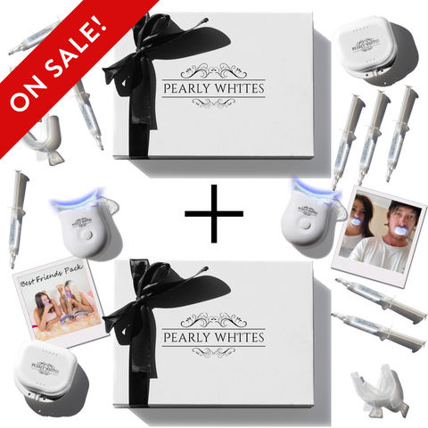 Pearly Whites Best Teeth Whitening Kit x 2