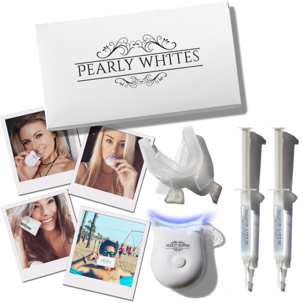 Pearly Whites Best Home Teeth Whitening Kit