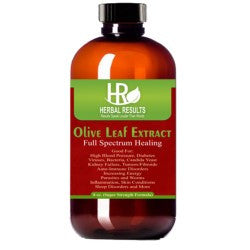 Olive Leaf Extract 8 Oz. Super Strength Formula