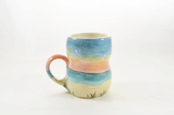 Virginia Beach Landscape Mug