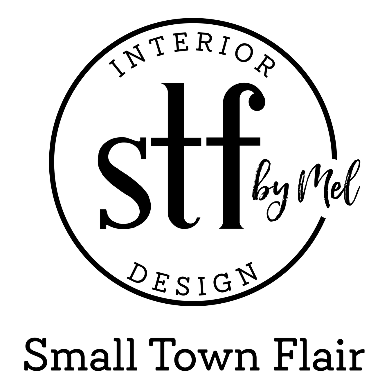 Small Town Flair by Mel