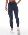 7/8 Control Tights - Navy