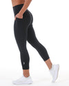 7/8 Control Ascend Tights - Black