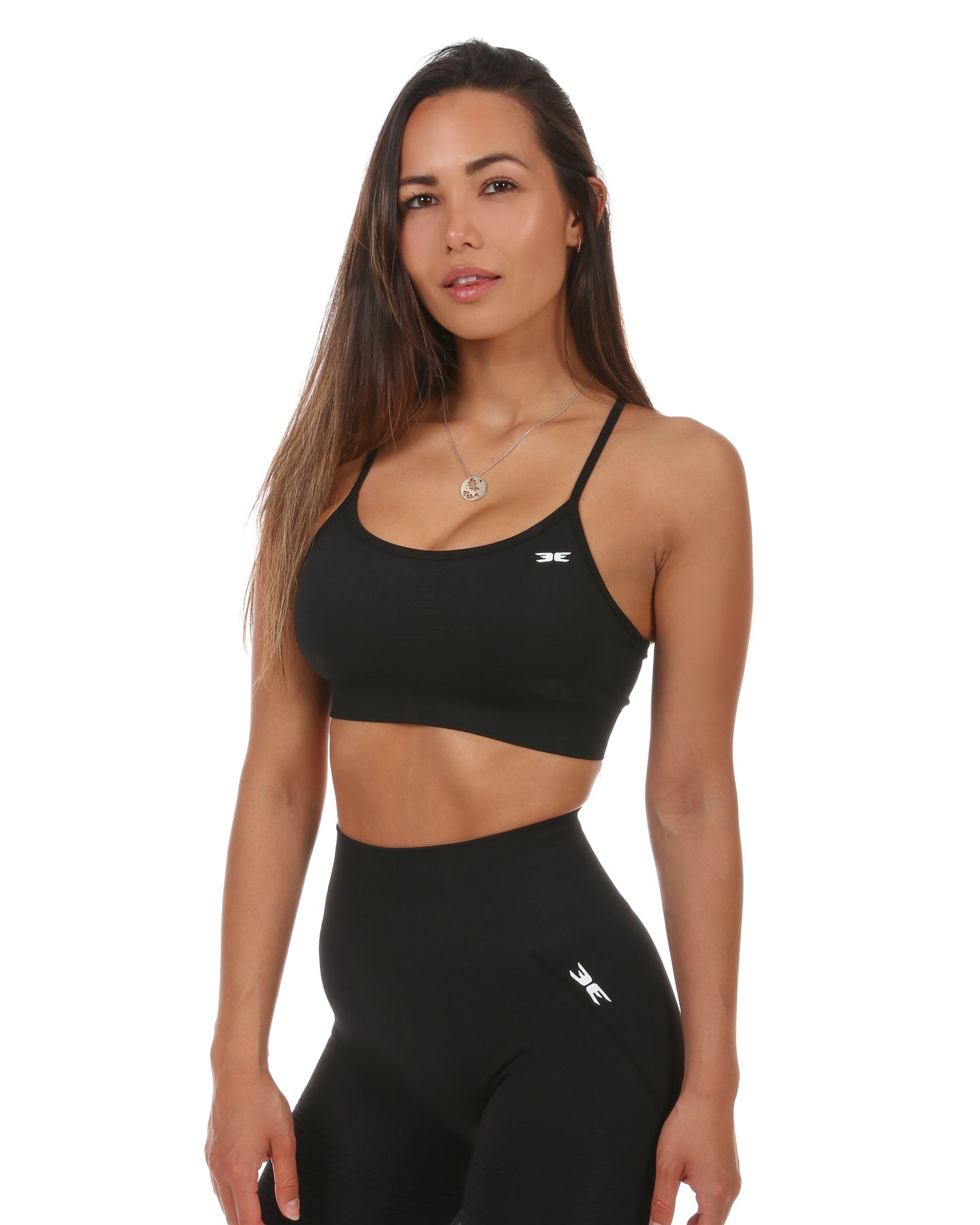 Elite Seamless Bra - Onyx
