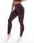 Aura Leggings - Wine