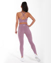 Aura Leggings - Lilac