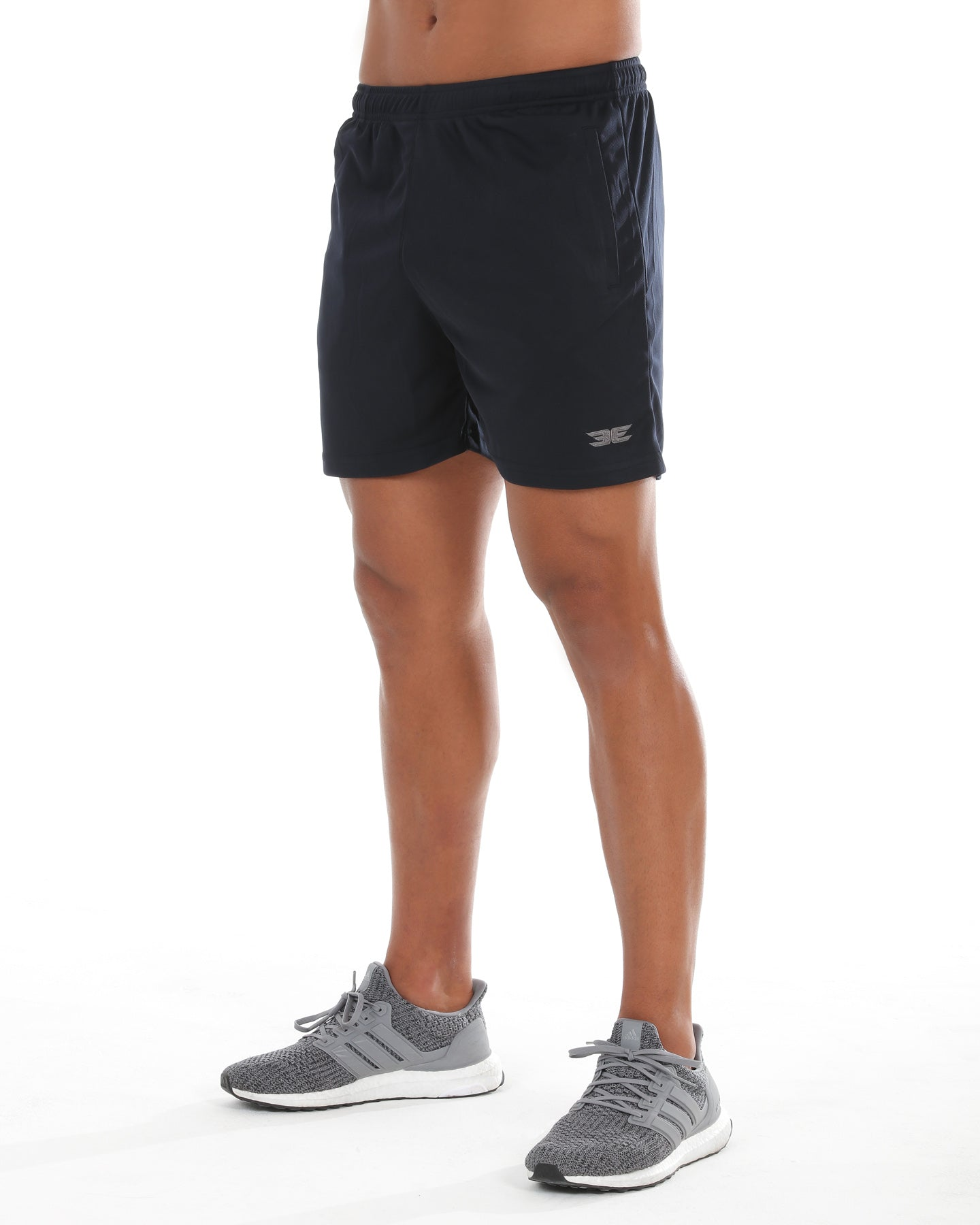 EE Athletic Shorts - Navy