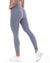 PURE Seamless Leggings - Blue Grey