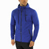 E2 Zip Up - Electric Blue