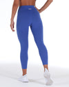 7/8 Touch Tights - Azure