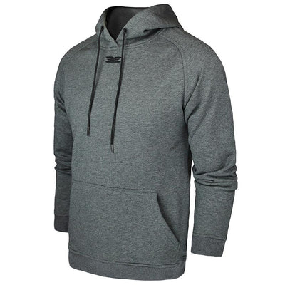 Charcoal Men's Aurawear hoodie by Elite Eleven Sporting - $70.99