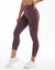 7/8 Control V2 Tights - Plum