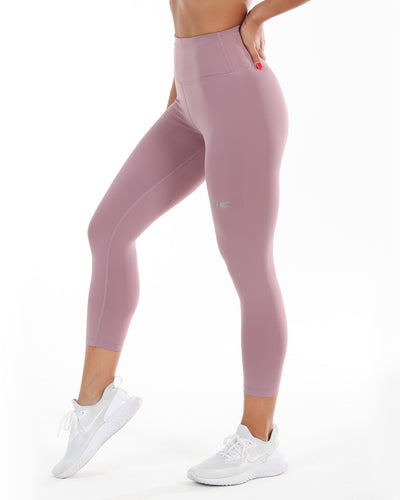 7/8 Control V2 Tights - Soft Rose