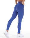 Touch Scrunch Tights - Azure