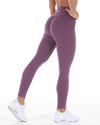 Touch Scrunch Tights - Deep Lavender