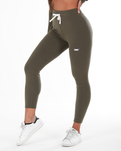 EE Lounge Leggings - Khaki