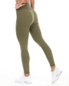 PURE Seamless Leggings - Khaki