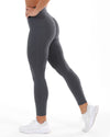 Omni Ascend Scrunch Leggings - Charcoal
